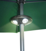 Umbrella Light for Valet Podiums